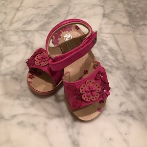 Girls Naturino Express Sandals EUC